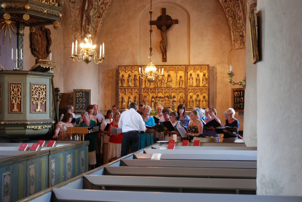 Konserter i kyrkan 1