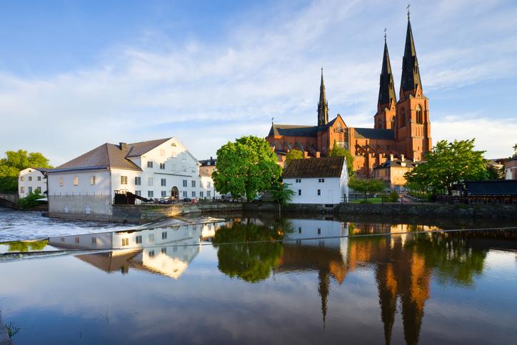 Svenska kyrkan är förtroendeingivande